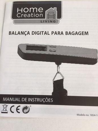 Balança Digital Bagagem