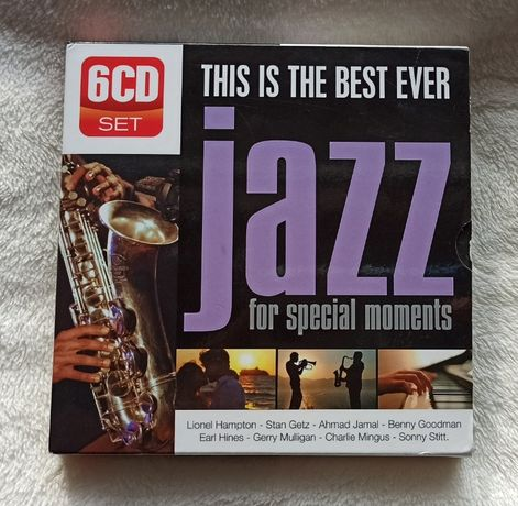 JAZZ for special moments - 6CD