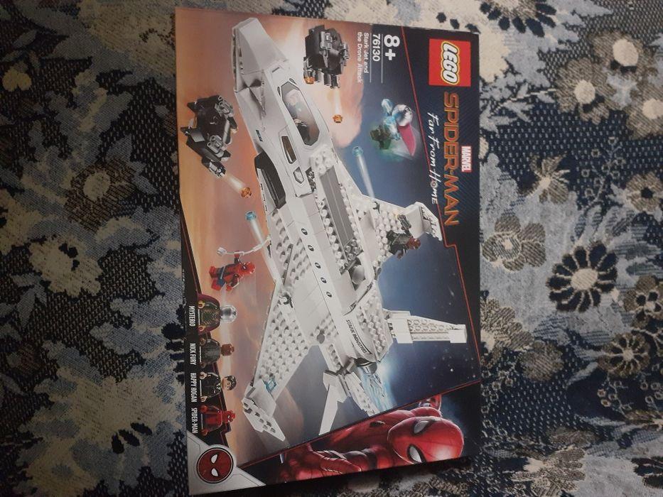 Конструктор Lego Stark Jet and Drone Attack 76130 Конструктор Ле Ланчин - изображение 1