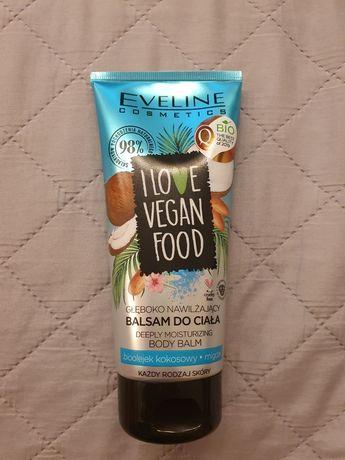 Balsam do ciała 175ml Eveline vegan kokos migdał
