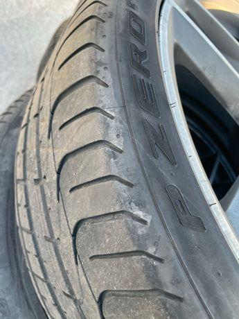 Opony letnie Pirelli P ZERO 255/35 R20 4 sztuki + 1 GRATIS