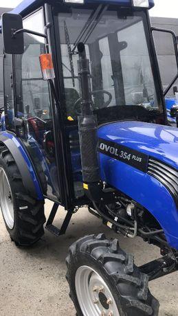 Мини-трактор LOVOL ТЕ-354 Plus Revers каб. Foton Фотон 2 роки гарантії