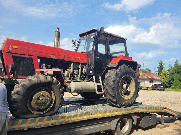 Traktor fortschritt na czesci