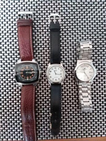 3 zegarki w extra cenie!!! CASIO & TIMEMASTER