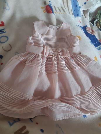 Платье, 80 см, нарядное, пышное