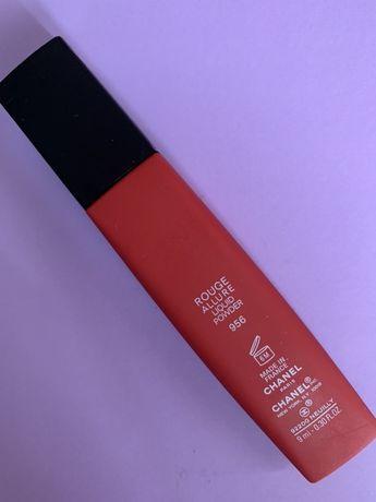 Жидкая матовая помада для губ Chanel Rouge Allure Liquid Powder 956
