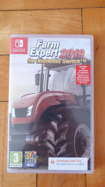 Nintendo Switch Farm Expert 2019 (NS) NOWA