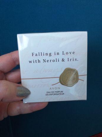 Falling in Love with Neroli & Iris - woda perfumowana
