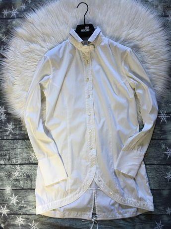 Женская удлиненная рубашка блуза туника платье Brunello Cucinelli