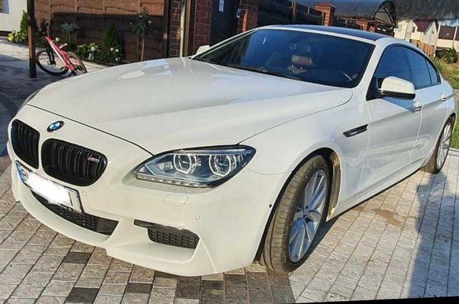 BMW 650 Grandcoupe 2012