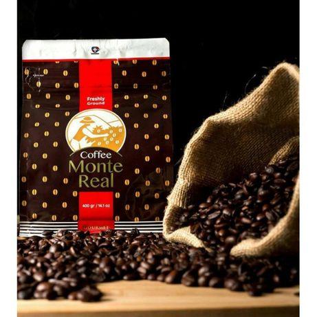 Доминиканский кофе Monte Real в зёрнах - 400 грамм