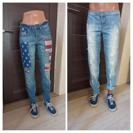 Джинсы Boyfriends штаны брюки