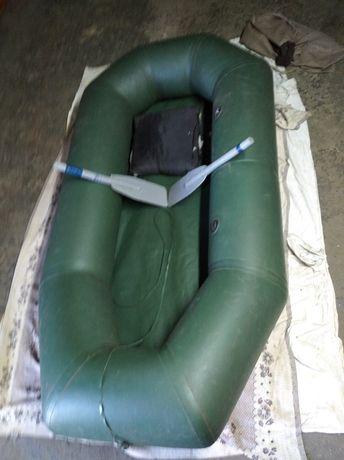 Продам надувну лодку як нову. З документами і чеками