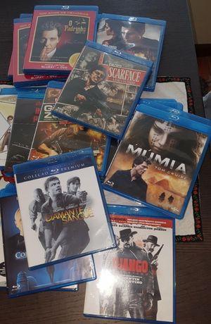 Filmes em Blu ray