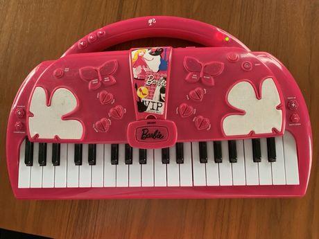 Pianino Barbie