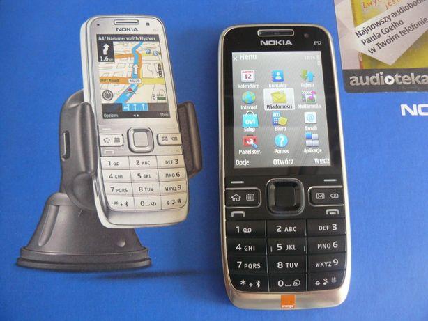 Nokia E52_Bez_Simlocka_stan idealny_