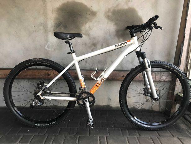Велосипед SUNN Гидравлика Rock Shox ВОЗДУХ!!!