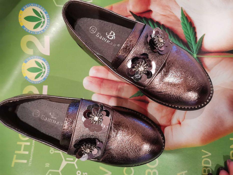 Туфли для девочки 31р Киев - изображение 1
