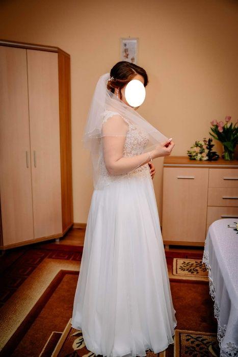 Suknia ślubna Wołomin - image 1