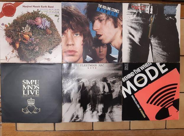Виниловые пластинки LP