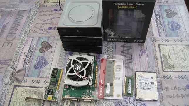 -Видеокарта Inno3D GeForce GT 240 1GB новая