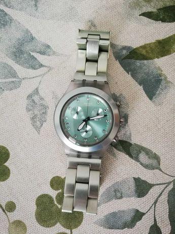 Relógio Swatch Irony Diaphane Full-Blooded Mint