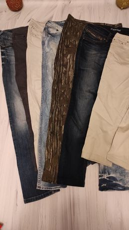 Пакет женских джинсов размер S-M