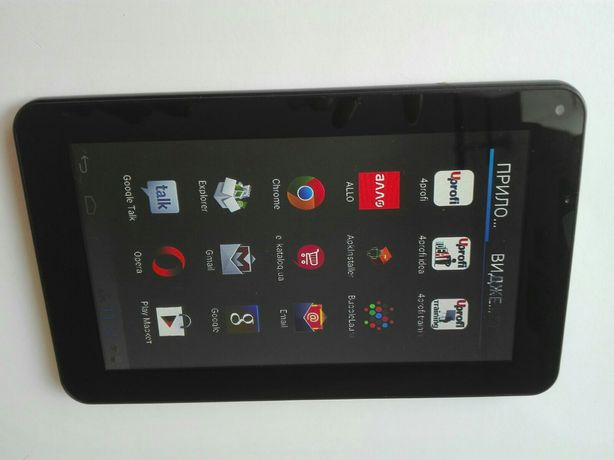 планшет assistant ap-720