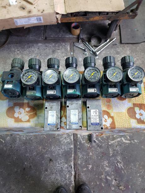 Festo regulator ciśnienia