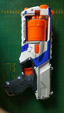 pistolet nerf n strike elite strongarm