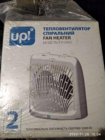 Тепловентелятор дуйка