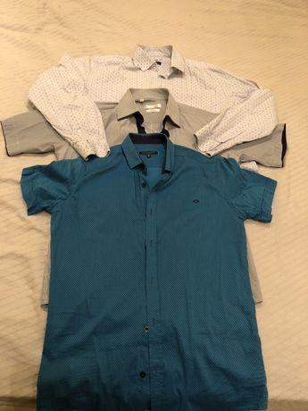 8 Рубашек на подростка