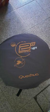 Tenda quechua decathlon baby 2 seconds