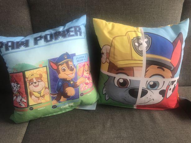 Nowe poduszki Psi Patrol