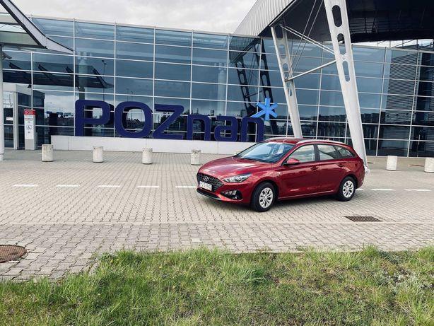 Wypożyczalnia/wynajem samochodów lotnisko Pyrzowice/Katowice