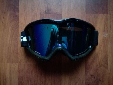Gogle okulary Solano SG-1010 zimowe narty
