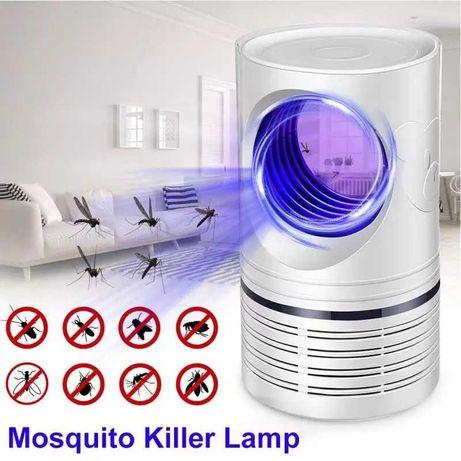 Электронная лампа от комаров