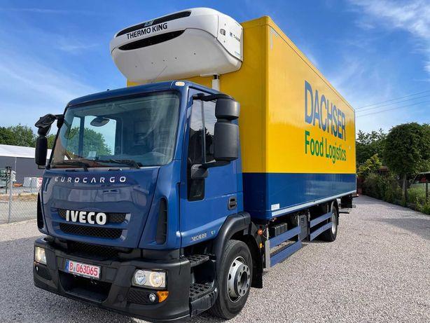 IVECO Eurocargo Chłodnia solówka DMC 11990  2014 rok