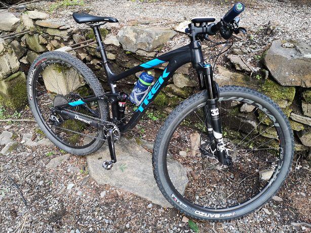 Bicicleta Trek top fuel 8