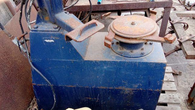 Maszyna do wulkanizacji kół