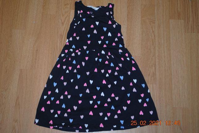 Платье Н&M на 4-6 лет