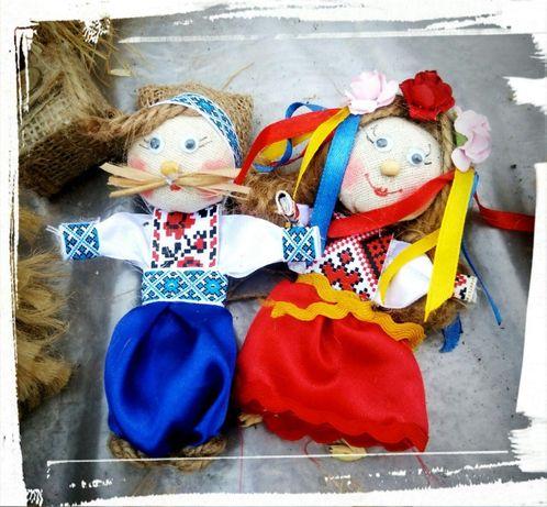 Сувенiри подарунок лялька поделки handmade