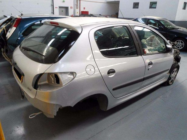 Peças Usadas Peugeot