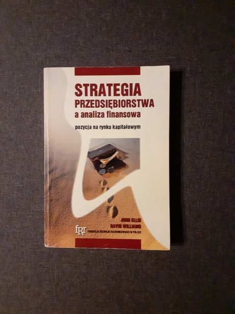 Strategia przedsiębiorstwa a analiza finansowa