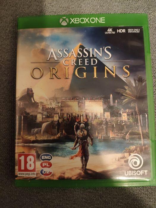 Assassin's Creed Origins PL gra płyta Xbox one x s fat series x s Toruń - image 1