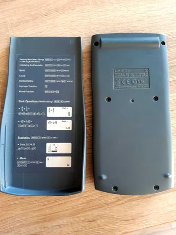 Kalkulator naukowy techniczny Casio fx-350ES na studia do szkoły
