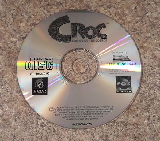 Croc: Legend of the Gobbos PC