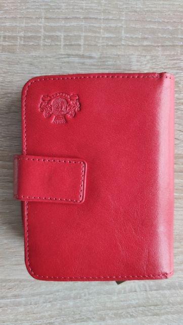 portfel damski Wittchen (21 1 - 271 1, czerwony)