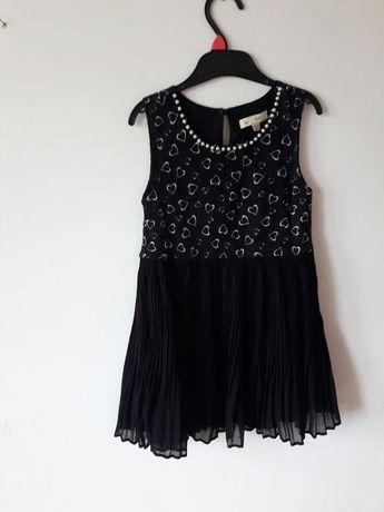 Sukienka wizytowa elegancka rozmiar 110