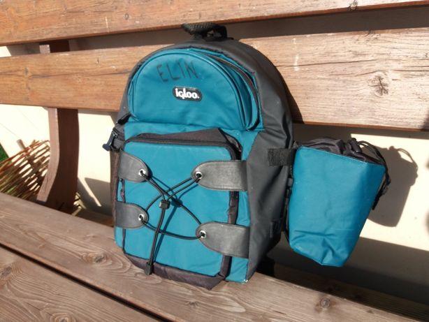 Plecak lodówka turytyczna na plażę
